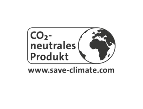 CO2-neutrales Produkt / Unternehmen